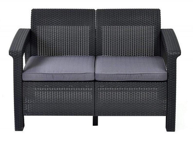 Dubultdīvāns KETER CORFU LOVE SEAT