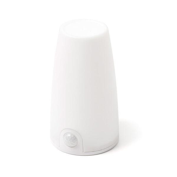 Galda lampa Luma ar 3xAAA kustības sensoru