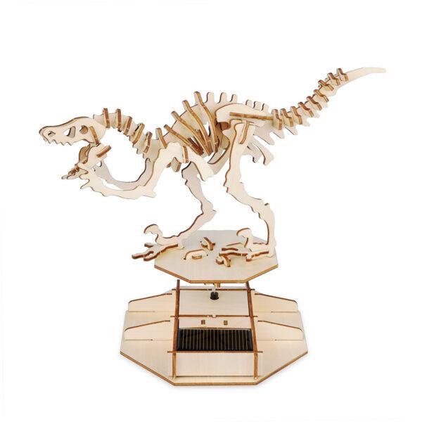 3D puzzle dinozaurs