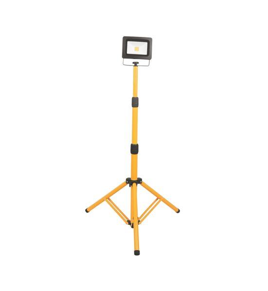 Darba LED prožektors, uz statīva 30W