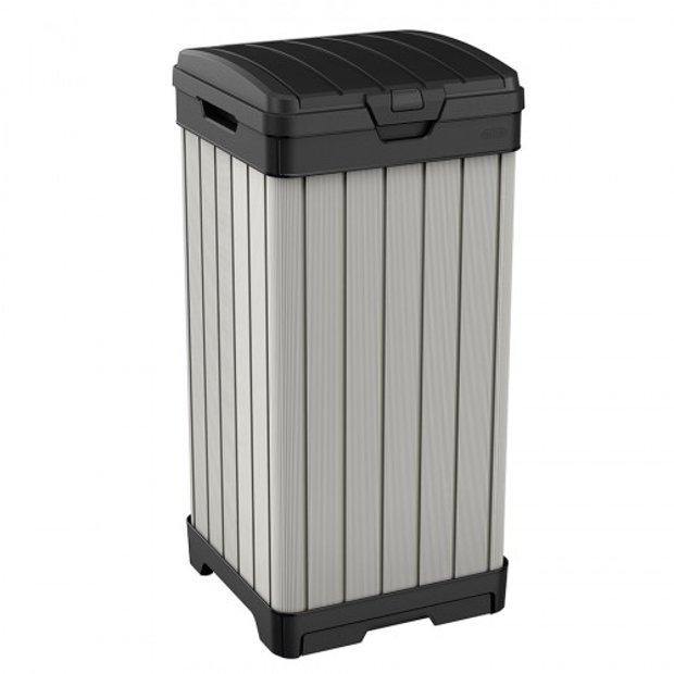 Atkritumu tvertne KETER BALTIMORE WASTE BIN 125L