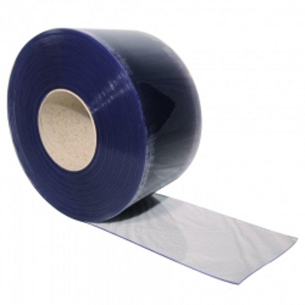 PVC aizkari dzesēšanas vitrīnām, saldētavām - gludais