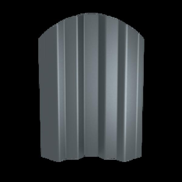 Profilēta metāla žoga štaketas ESTETIC