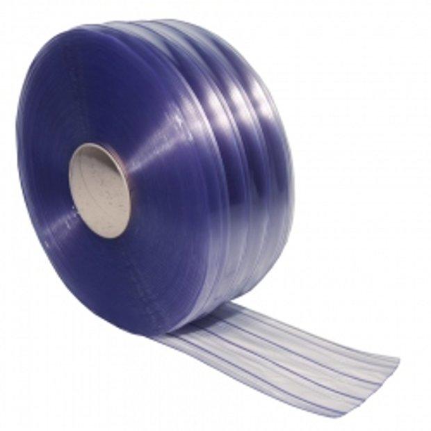 PVC aizkari dzesēšanas vitrīnām, saldētavām - reljefa