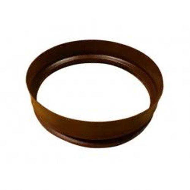 Metāla apmale – atdalītājs (gredzenveida), krāsota