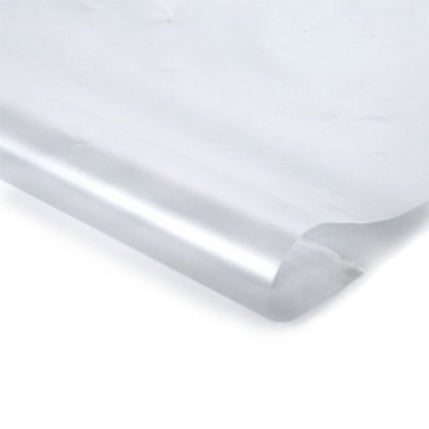 Polietilēna plēve caurspīdīga 120mkr, 6x100m