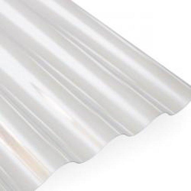 PVC Sinusveida profilētā loksne 2x0,90m