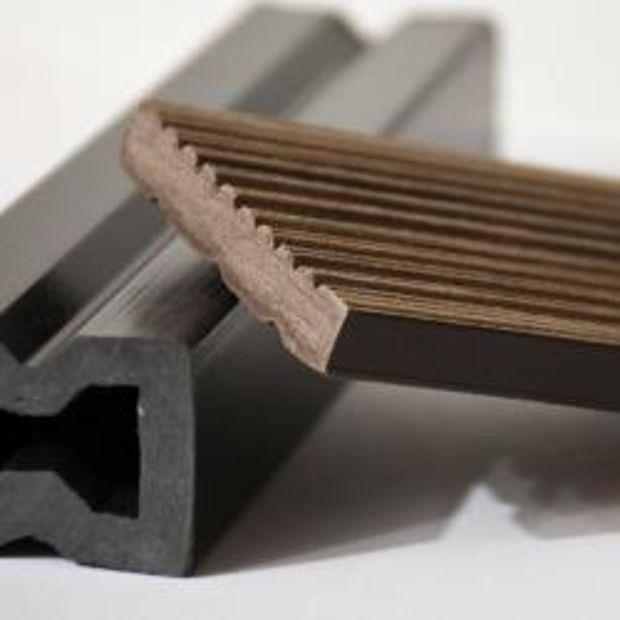 Terases dēļu balsta lāga 30x40x3000 mm